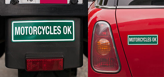 bike-car-stickers