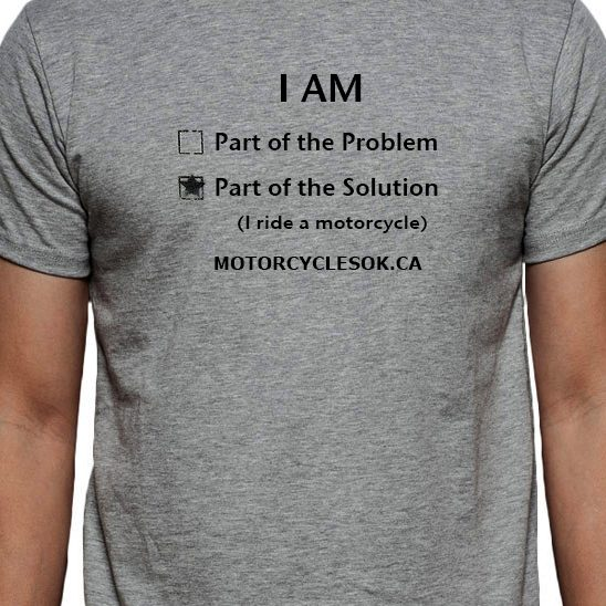 MC OK Solution t-shirt 1.8 wnr